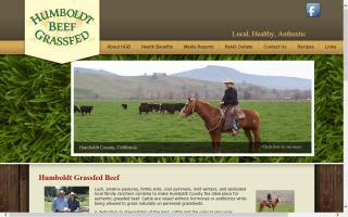 Humboldt Grassfed Beef
