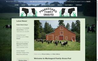 Markegard Family Grass-Fed