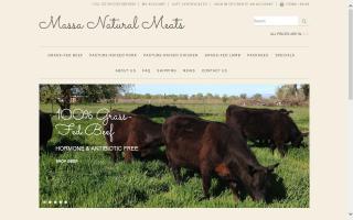 Massa Natural Meats