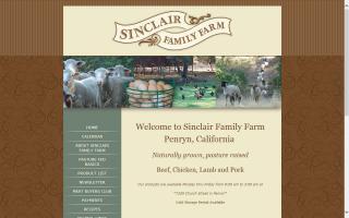 Sinclair Family Farm