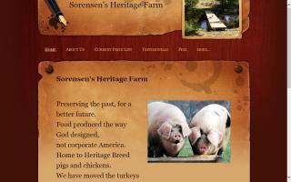 Sorensen's Heritage Farm