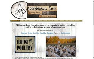 Boondockers Farm