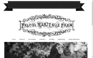 Falco's Heritage Farm