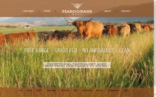 Hardgrass Beef
