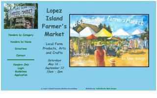 Lopez Island Farmers Market Association