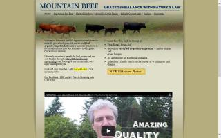 Mountain Beef