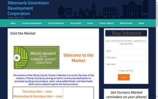Stanly County Farmers' Market