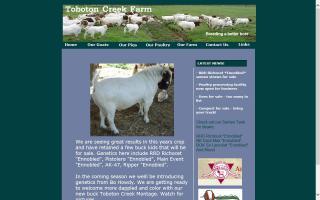 Toboton Creek Farm