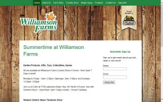 Williamson Farms