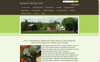 Sycamore Spring Farm Market