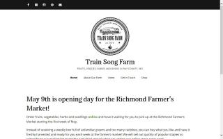 Train Song Farm