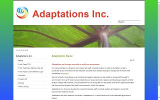 Adaptations' Fresh Feast