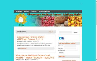 Albuquerque Northeast Farmers' Market