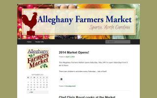 Alleghany Farmers Market