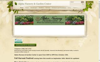 Alpha Nursery Farmers' Market