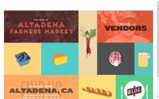 Altadena Farmers' Market
