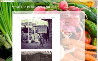 Arvada Five Parks Farmers Market