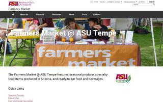 ASU Farmers Market