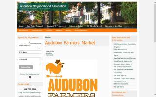 Audubon Farmers Market