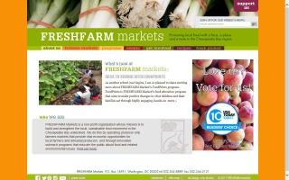 Ballston FRESHFARM Market