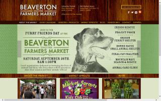 Beaverton Farmers Market - Wednesday