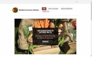 Bedford Farmer's Market