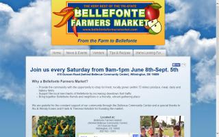 Bellefonte DE Farmers Market