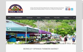 Berkeley Springs Farmers Market
