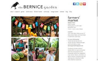 Bernice Garden Farmers' Market