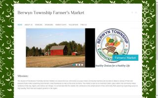 Berwyn Township Farmer's Market
