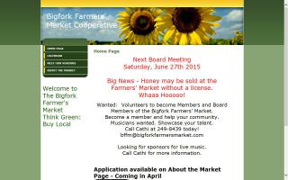 Bigfork Farmers' Market Cooperative
