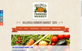 Billerica Farmers Market