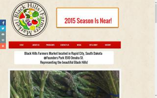 Black Hills Farmers Market Inc.