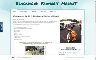 Blackwood Farmers' Market