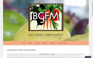 Boca Grande Farmers Market