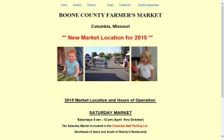 Boone County Farmers' Market