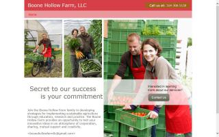 Boone Hollow Farm, LLC