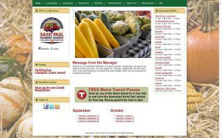 Burnsville Farmers Market II