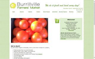 Burrillville Farmers Market