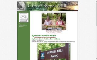 Byrne's Mill Farmers' Market