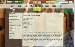 Cabool Area Farmers' Market