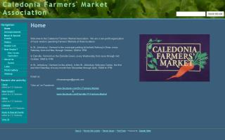 Caledonia Farmers Market Association