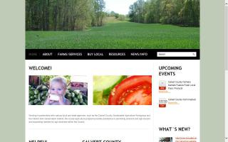 Calvert County Farmers Market - Barstow
