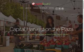 Capital Harvest on the Plaza