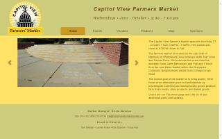Capitol View Farmers Market
