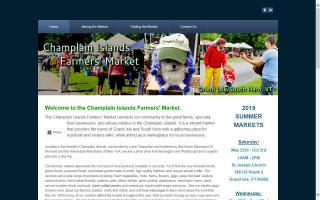 Champlain Islands Farmers Market - South Hero