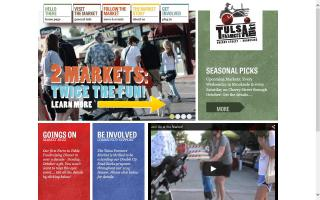 Cheery Street Farmers Market  - Wednesday Market on Brookside