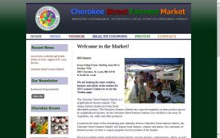 Cherokee Street International Farmers Market