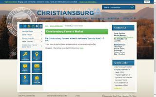 Christiansburg Farmers Market