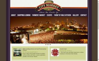 City Market - Kansas City - Winter Market